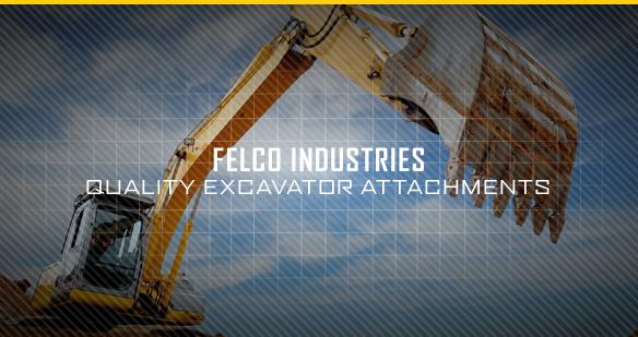 Header Quality Excavator Attachments