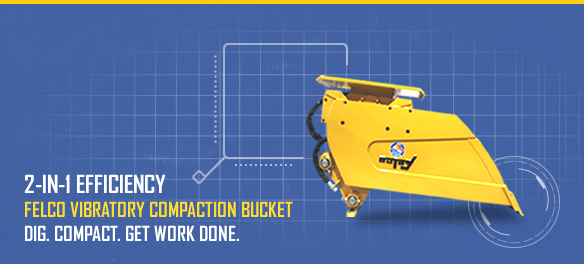 Header1 3 WAYS OUR VIBRATORY COMPACTION BUCKET SAVES CONTRACTORS TIME & MONEY